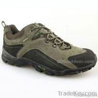 Hiking Shoes Rubber Layer Nubuck Suede