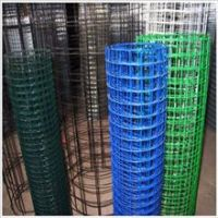 High Quality  PVC Coated Weled Wire Mesh