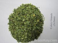 Dried Celery Granules