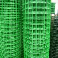 ISO9001  PVC Coated Weled Wire Mesh