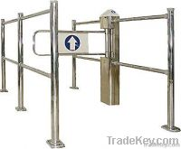Single Automatic Swing Gate
