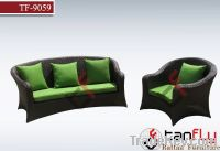 TF-9059 New Style Rattan/wicker Sofa Set