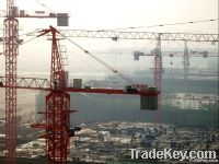 Topless Tower Crane QTZ PT125