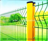 Galvanized Chain Link Fence For River Banks Security