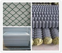 Galvanized Chain Link Fence For Football Yard