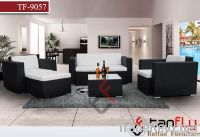 TF9057 Indoor Luxury Rattan Sofa Set