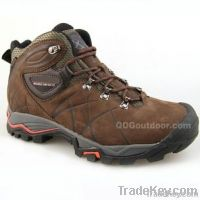 Hiking Boots Waterproof Rubber Nubuck Mesh