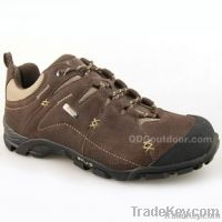 Hiking Shoes Rubber Suede Leather Mesh