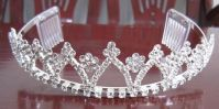 Shiny Rhinestone Tiara/Crown-SP0057