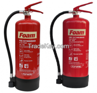 CE(EN3-8) Approved Foam Fire Extinguisher 6L 9L