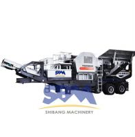 SBM Mobile Cone Crusher