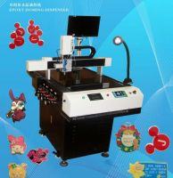 Epoxy Resin Sticker Doming Machine