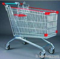 Shopping Trolley (European Style)