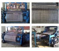 Iron Wire Crimped Wire Mesh
