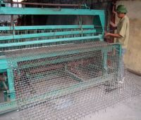 Durable Crimped Wire Mesh