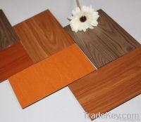 Wood Color Aluminium Composite Panel/wooden Design Aluminium Plastic