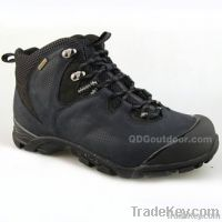 Hiking Boots Waterproof Nubuck Suede Leather