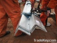Hot-Dip-Galvanized-Angle-Beam