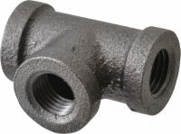 Tees - Malleable Fitting And Pipe Nipple