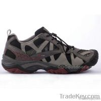 Water Shoes Rubber Air Mesh Leather