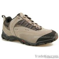 Hiking Shoes Rubber Suede