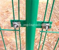 Galvanized Chain Link Fence (factory)