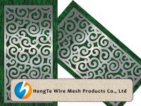 Rated Perforated Metal Sheet