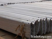 Hot Dipped Galvanized W Beam