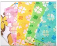 100% PP Printed Spunbond Nonwoven Fabric
