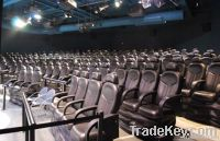 3D 4D 5D Motion Chairs Cinema
