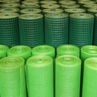 Low Price PVC Coated Weled Wire Mesh