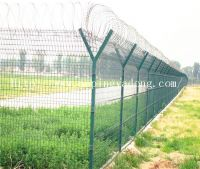Hot-dipped Galvanized Chain Link Fence