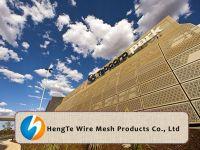 Perforated Metal Sheet Wall Panels