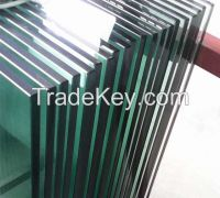 Clear Tempered Glass As Furniture Glass