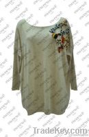 SWEEWE 8 BOW SWEATER