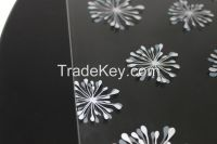 5MM Printing Tempered Glass As Partition Wall