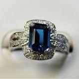 925 Silver Ring W...