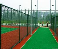 High Quality Hot Dipped Galvanized Chain Link Fence