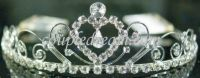 Shiny Rhinestone Tiara/Crown-EB1007
