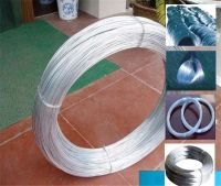 ISO9001 Certificate Galvanized Iron Wire For Construction Use