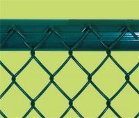 Galvanized Chain Link Fence & Wire Mesh